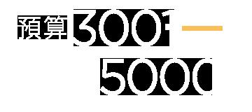 3001-5000元