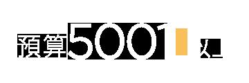 5001以上