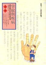掌紋與疾病:觀察掌紋自我診病秘訣