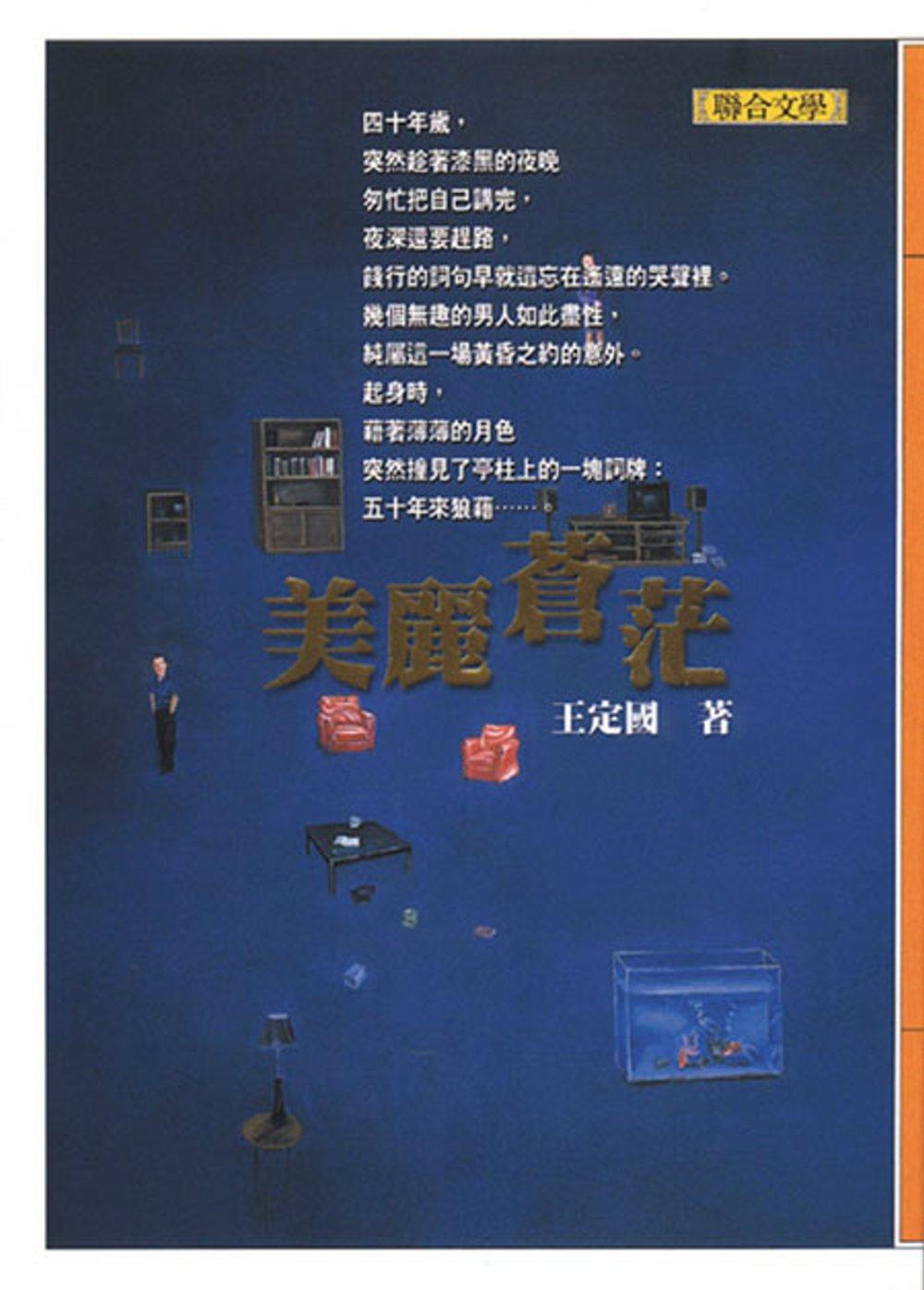 美麗蒼茫:王定國十五年文選