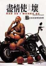 盡情使壞:NBA籃板王羅德曼自傳