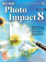 抓住你的PhotoImpact 8中文版