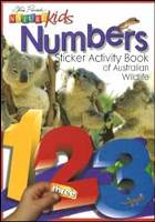 NUMBERS STICKER ACTIVITY BOOK