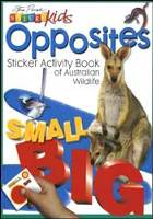 OPPOSITES STICKER ACTIVITY BOO