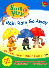 Sing & Play - Rain, Rain, Go Away (DVD+歌本)