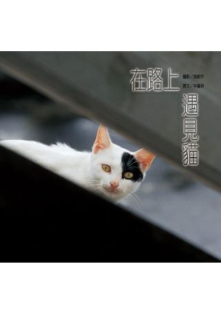 在路上,遇見貓 : 不斷遇見寂寞的靈魂,直至天涯海角