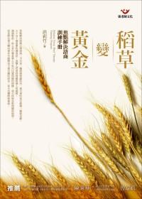 稻草變黃金:焦點解決諮商訓練手冊