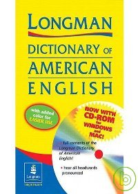 Longman Dictionary of American English with C