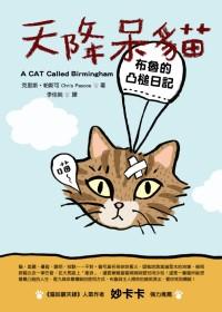 天降呆貓 :  布魯的凸槌日記 /
