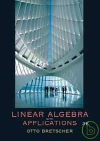 Linear algebra : with applications