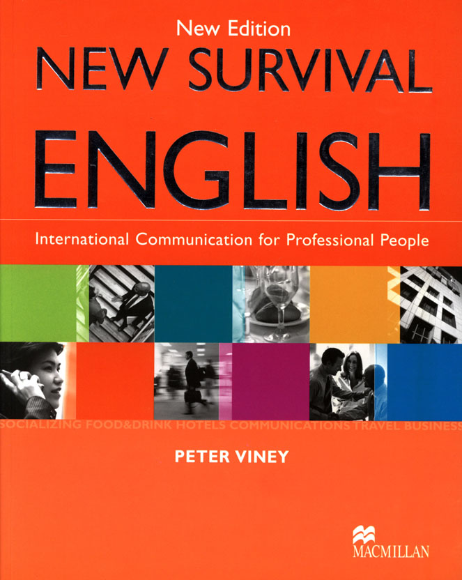 Survival English New Ed. with CD/1片
