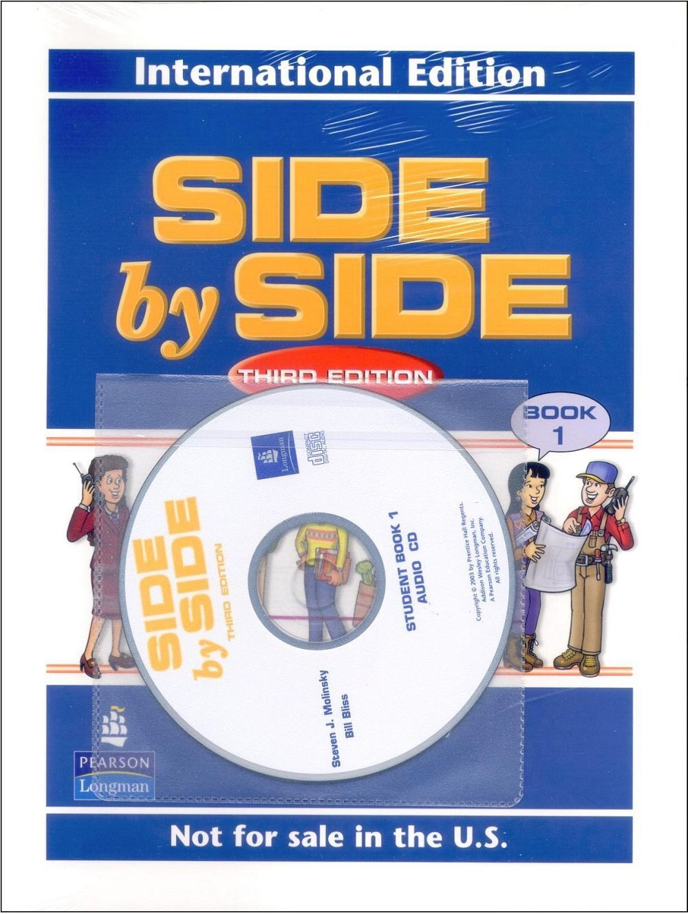 Side by Side (1) 3/e with MP3/1片