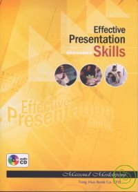 Effective Presentation Skills with CD/1片