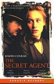 Penguin 3 ^(Pre~int^): The Secret Agent