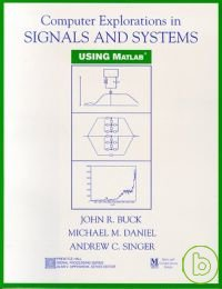 Computer Explorations In Signals  Systems Usi
