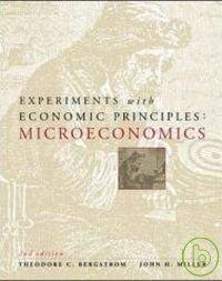 Experiments with Economics Principles Microec