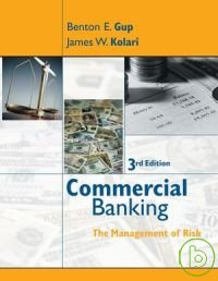 Commercial Banking : The Management of Risk 3