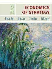 Economics of Strategy 4 e