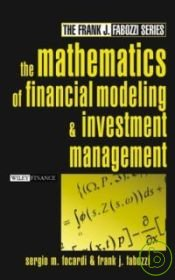 The Mathematics of Financial Modeling   Inves