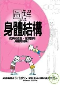 圖解身體結構:疾病的產生,在於誤用身體的結果!