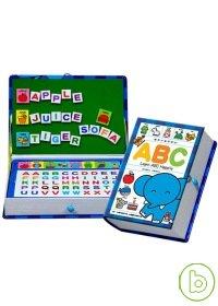 ABC-磁性方塊學拼音