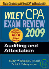 Wiley CPA exam review 2009.