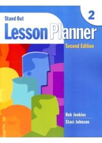 Stand Out  2  2 e Lesson Planner with Audio C