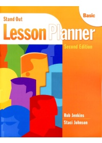 Stand Out  Basic  2 e Lesson Planner with Aud