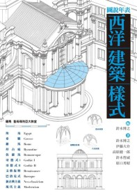圖說年表西洋建築樣式