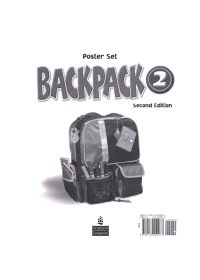Backpack (2) 2/e Poster Set