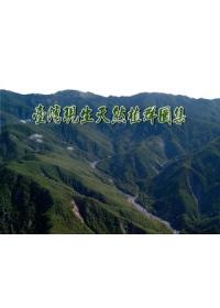 臺灣現生天然植群圖集