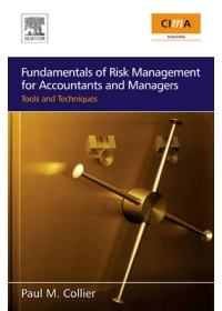 Fundamentals of Risk Management for Accountants and Managers: Tools and Techniqu