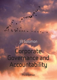 Corporate governance and accountability
