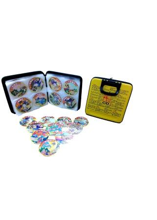 中國童話CD(72片)