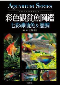 彩色觀賞魚圖鑑:七彩神仙魚&慈鯛