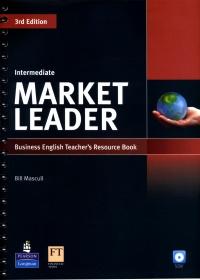 Market Leader 3/e (Intermediate) Teacher's Resource Book with Test Master CD-ROM/1片