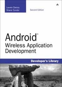 Android WIRELESS APPLICATIJON DEVELOPMENT 2 E