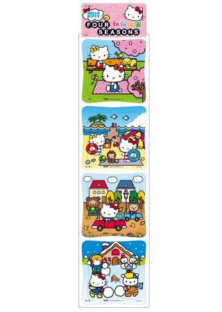 Four Seasons  KT幼幼拼圖