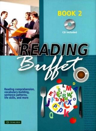 Reading Buffet Book 2 ^(附MP3光碟1片^)