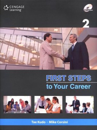First Steps to Your Career ^(2^) with MP3 CD