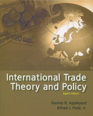 International Trade Theory and Policy^(八版^)