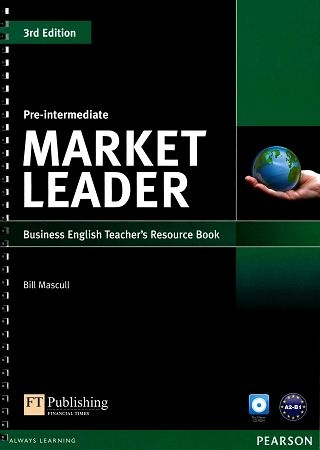 Market Leader 3/e (Pre-Int) Teacher's Resource Book with Test Master CD-ROM/1片