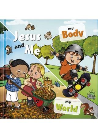 Jesus and Me- My Body, My World 耶穌與我-《健康小寶寶》《認識大自然》