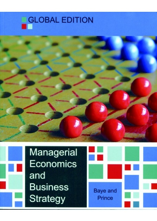 Managerial Economics and Business Strategy 8