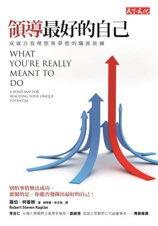 領導最好的自己:成就自我理想與夢想的職涯旅圖