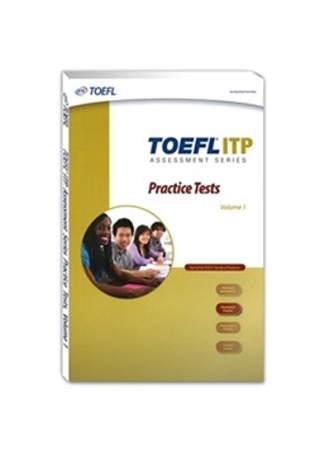 TOEFL ITP Practice Tests  Volume 1