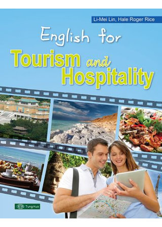 English for Tourism and Hospitality 附MP3 CD/1片