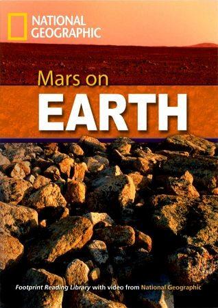 Footprint Reading Library~Level 3000 Mars on