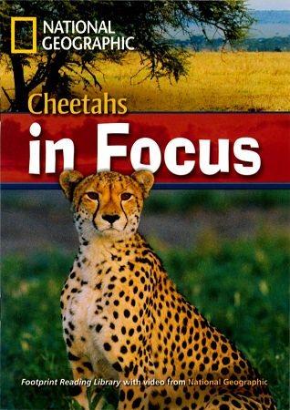 Footprint Reading Library:Level 2200 Cheetahs