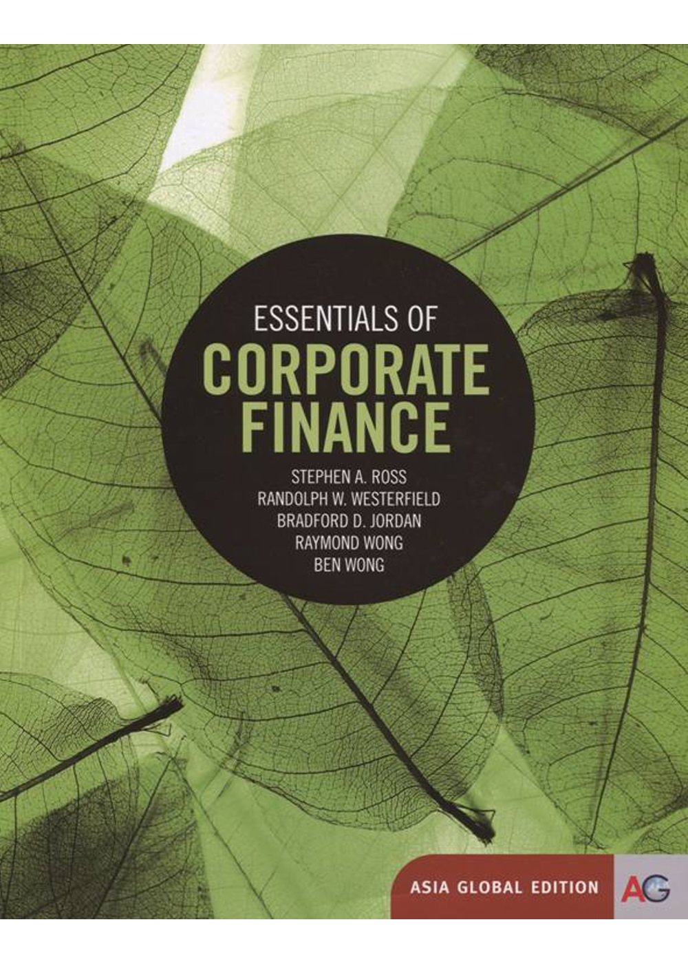 Essentials of Corporate Finance (Asia Global Edition)